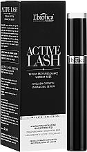 Parfumuri și produse cosmetice Ser pentru creșterea sprâncenelor și genelor - L'biotica Active Lash