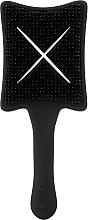 Parfumuri și produse cosmetice Perie de păr - Ikoo Paddle X Pops Beluga Black