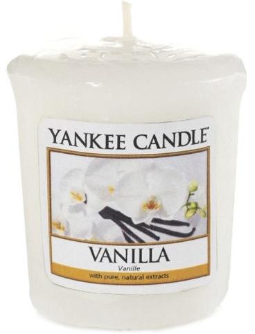 Lumânare aromatică - Yankee Candle Vanilla
