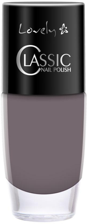 Lac de unghii - Lovely Nail Polish Classic — Imagine N1