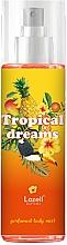 Parfumuri și produse cosmetice Lazell Tropical Dreams - Spray de corp