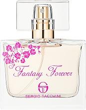 Parfumuri și produse cosmetice Sergio Tacchini Fantasy Forever Eau Romantique - Apă de toaletă