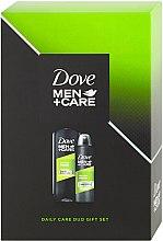 Parfumuri și produse cosmetice Set - Dove Extra Fresh (deo/150ml + sh/gel/250ml)