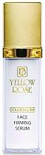 Parfumuri și produse cosmetice Ser lifting cu aur pentru față - Yellow Rose Golden Line Face Firming Serum