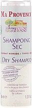 Parfumuri și produse cosmetice Șampon uscat pentru păr - Ma Provence Dry Shampoo