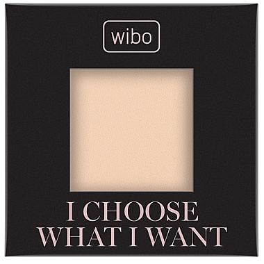 Pudră de față - Wibo I Choose What I Want HD Banana Powder (rezervă)