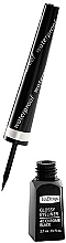 Parfumuri și produse cosmetice Подводка для глаз водостойкая - IsaDora Colorful Waterproof Eyeliner (tester) (42 -Dark Brown)
