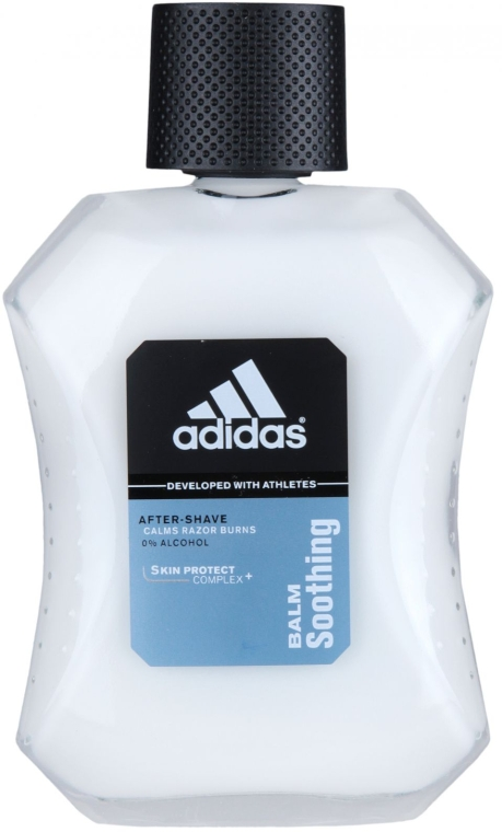 Balsam calmant după bărbierit - Adidas Skincare After Shave Balm Soothing — Imagine N1