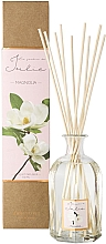 """Parfumuri și produse cosmetice Difuzor de aromă """"Magnolia"""" - Ambientair Le Jardin de Julie Magnolia"""