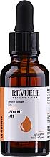 Parfumuri și produse cosmetice Peeling cu acid ascorbic - Revuele Peeling Solution Ascorbic Acid Exfoliator
