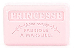 """Parfumuri și produse cosmetice Săpun de Marsilia """"Prințesă"""" - Foufour Savonnette Marseillaise Princesse"""