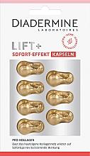 Parfumuri și produse cosmetice Diadermine Lift+ Sofort Effect Capsules - Capsule pentru față