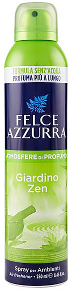Odorizant pentru casă - Felce Azzurra Giardino Zen Spray