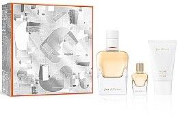 Parfumuri și produse cosmetice Hermes Jour DHermes - Set (edp/85ml+edp/7.5ml+bod/lot/30ml)