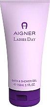Parfumuri și produse cosmetice Aigner Ladies Day Bath & Shower Gel - Gel de duș