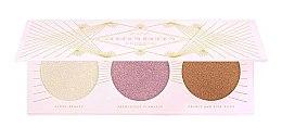 Parfumuri și produse cosmetice Iluminator pentru față - Zoeva Screen Queen Highlighting Palette