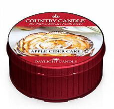 Parfumuri și produse cosmetice Lumânare aromată - Kringle Candle Cider Cake