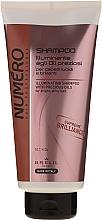 Parfumuri și produse cosmetice Șampon cu ulei de macassar și keratină - Brelil Numero Hair Professional Beauty Macassar Oil Shampoo