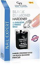 Parfumuri și produse cosmetice Лак для укрепления ногтей - Golden Rose Nail Expert Black Diamond Hardener