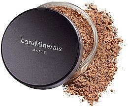 Parfumuri și produse cosmetice Pudră- cremă matifiantă pentru față - Bare Escentuals Bare Minerals Matte Foundation SPF15