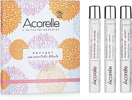 Parfumuri și produse cosmetice Acorelle Mes Essentiels Detente - Set (parfum/roll-on/3x10ml)