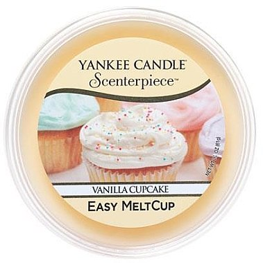 Ceară aromatică - Yankee Candle Vanilla Cupcake Melt Cup — Imagine N1