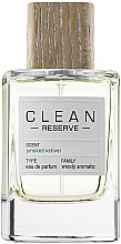 Parfumuri și produse cosmetice Clean Reserve Smoked Vetiver - Apă de parfum