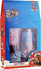 Parfumuri și produse cosmetice Nickelodeon Paw Patrol - Set (edt/50ml + show gel/250ml + stickers)
