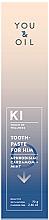 Parfumuri și produse cosmetice Pastă de dinți pentru bărbați - You & Oil Aphrodisiac Toothpastes Cardamom Mint