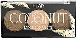 Parfumuri și produse cosmetice Paletă pentru machiaj - Hean Coconut Palette