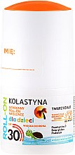 Parfumuri și produse cosmetice Loțiune de bronz pentru copii, roll-on - Kolastyna Suncare for Kids Roll-on SPF 30