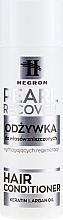 Parfumuri și produse cosmetice Balsam pentru păr deteriorat - Hegron Pearl Recover Hair Conditioner
