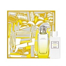 Parfumuri și produse cosmetice Hermes Le Jardin de Monsieur Li - Set (edt/100ml + b/lot/80ml)