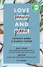 Parfumuri și produse cosmetice Săpun - Love Beauty&Planet Coconut Water & Mimosa Flower Bar Soap