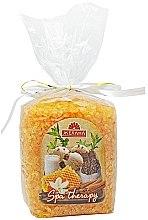 """Parfumuri și produse cosmetice Sare de baie """"Miere cu lapte"""" - Jelana"""