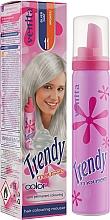Духи, Парфюмерия, косметика Оттеночный бальзам для волос - Venita Trendy Color Mousse
