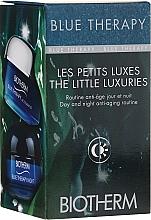 Parfumuri și produse cosmetice Set - Biotherm Mini Luxuris (cr/15ml + n/cr/15ml)