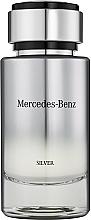Parfumuri și produse cosmetice Mercedes-Benz Silver - Apă de toaletă