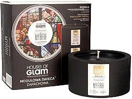 Parfumuri și produse cosmetice Lumânare parfumată - House of Glam Frankincense Myrrh Candle