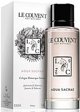 Parfumuri și produse cosmetice Le Couvent des Minimes Aqua Sacrae - Apă de colonie