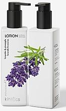 """Parfumuri și produse cosmetice Loțiune nutritivă pentru mâini și corp """"Lavandă și Ananas"""" - Kinetics Lavender & Pineapple Lotion"""