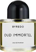 Parfumuri și produse cosmetice Byredo Oud Immortel - Apa parfumată