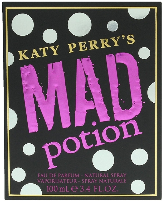 Katy Perry Katy Perry's Mad Potion - Apă de parfum — Imagine N4