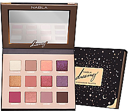 Parfumuri și produse cosmetice Paleta fard de ochi - Nabla Dreamy Eyeshadow Palette
