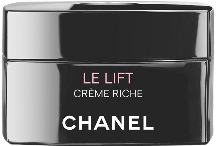 Crema antirid pentru fermitatea pielii - Chanel Le Lift Creme Riche — Imagine N1