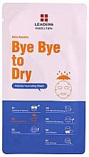 Parfumuri și produse cosmetice Интенсивная увлажняющая маска - Leaders Daily Wonders Bye Bye to Dry