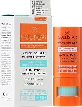 Parfumuri și produse cosmetice Stick protecție solară - Collistar Sun Stick SPF 50+