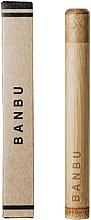Parfumuri și produse cosmetice Бамбуковый футляр для зубной щетки - Banbu Toothbrush Case