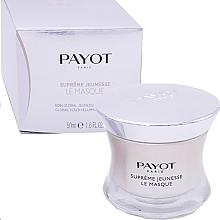 Parfumuri și produse cosmetice Mască de întinerire cu extract de piatră de lună pentru față - Payot Supreme Jeunesse Le Masque