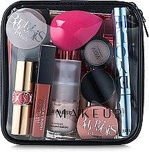 """Parfumuri și produse cosmetice Trusă cosmetică """"Visible Bag"""" 15x15x5 cm (fără produse) - MakeUp"""